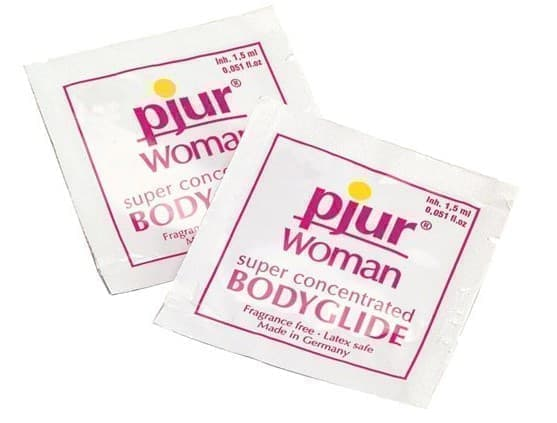 Лубрикант на силиконовой основе Pjur WOMAN - фото 10629