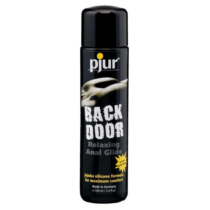 Концентрированный анальный лубрикант Pjur BACK DOOR - фото 10639