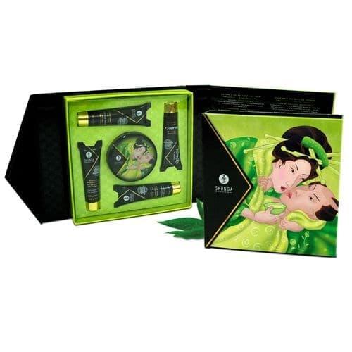 Подарочный набор Geisha's Secrets Organica Зеленый чай - фото 10906