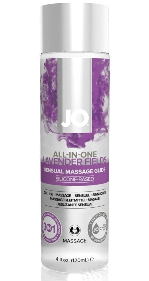 Массажный гель All-In-One Massage Oil Lavender - фото 10988