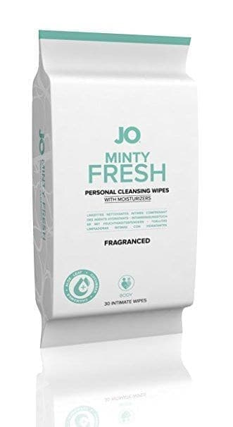 Салфетки Personal Cleansing Wipes Minty Fresh - фото 11008