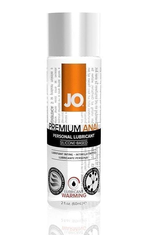 Анальный лубрикант JO Anal Premium Warming - фото 11037