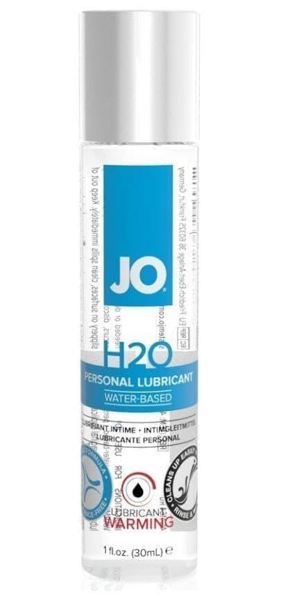 Возбуждающий лубрикант JO Personal Lubricant H2O Warming - фото 11055