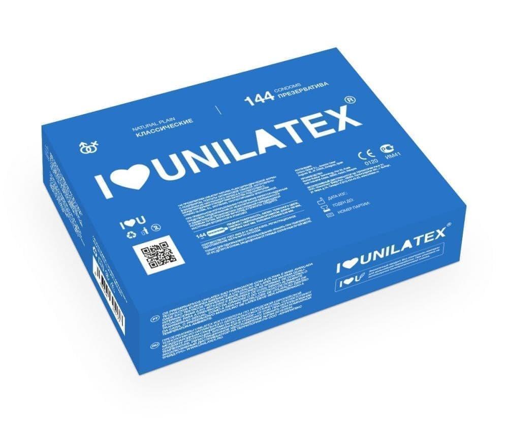 Презервативы Unilatex Natural Plain - фото 11087