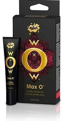 Клиторальный гель Wet wOw Max - фото 11149