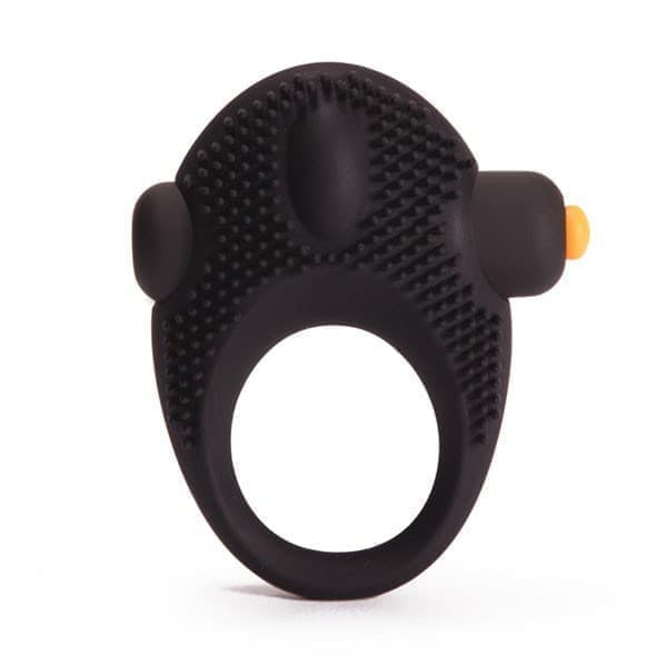 Эрекционное виброкольцо со стимуляцией клитора PornHub - фото 12309