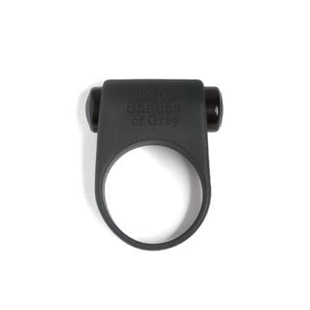 Эрекционное кольцо с вибрацией Feel It Baby - фото 12395