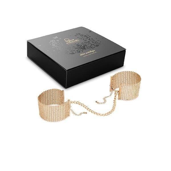 Наручники-браслеты Desir Metallique - фото 12797