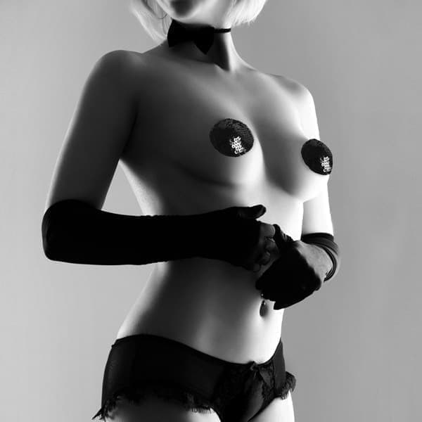Пестисы на грудь Sequin - фото 12911