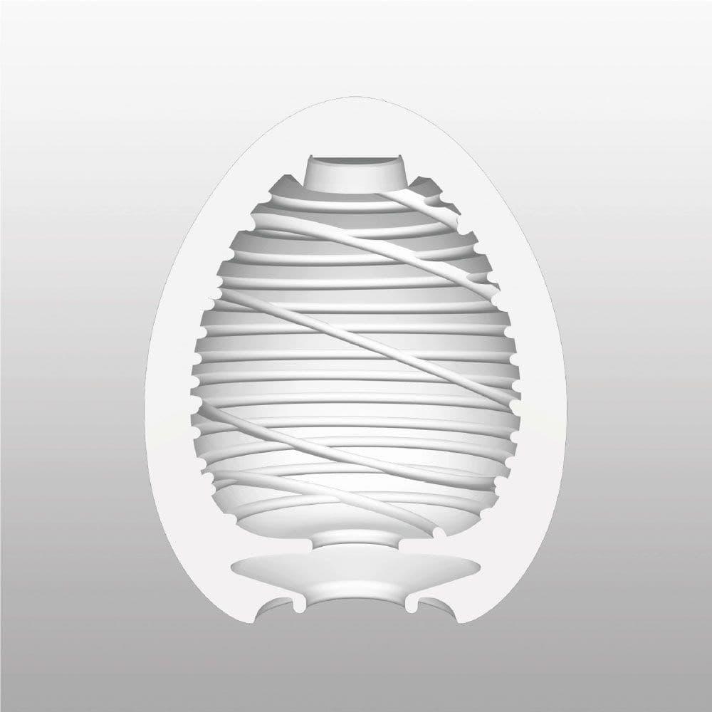 Мастурбатор-яйцо Silky - фото 13089