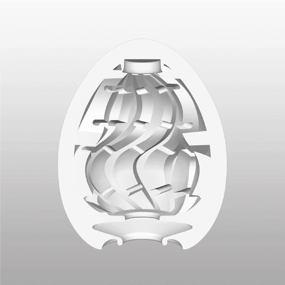 Мастурбатор-яйцо Twister - фото 13103