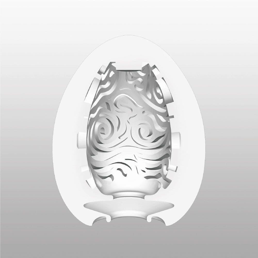 Tenga-Egg Cloudy, Мастурбатор-яйцо - фото 13117