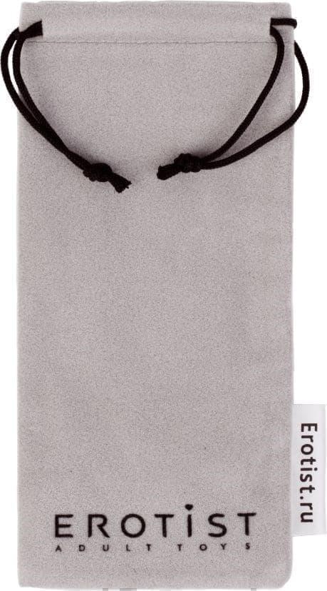 Вакуумный стимулятор Erotist Coxy c вибрацией - фото 13477