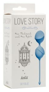 Вагинальные шарики Love Story 1001 nights - фото 13910