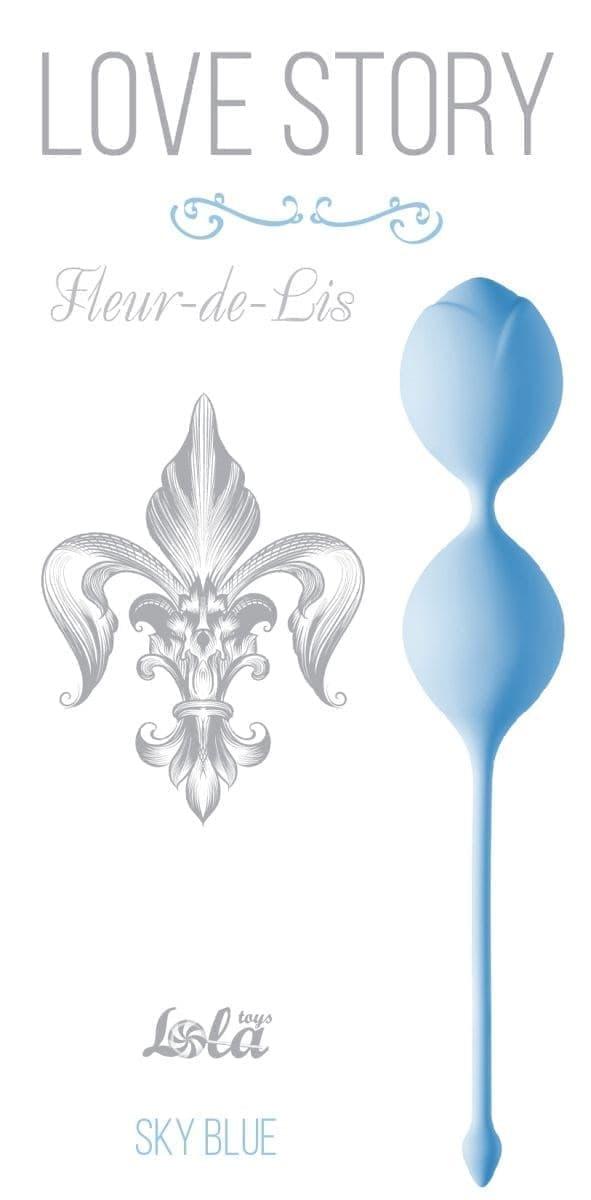 Lola Toys Fleur-de-lisa, Вагинальные Шарики - фото 15587