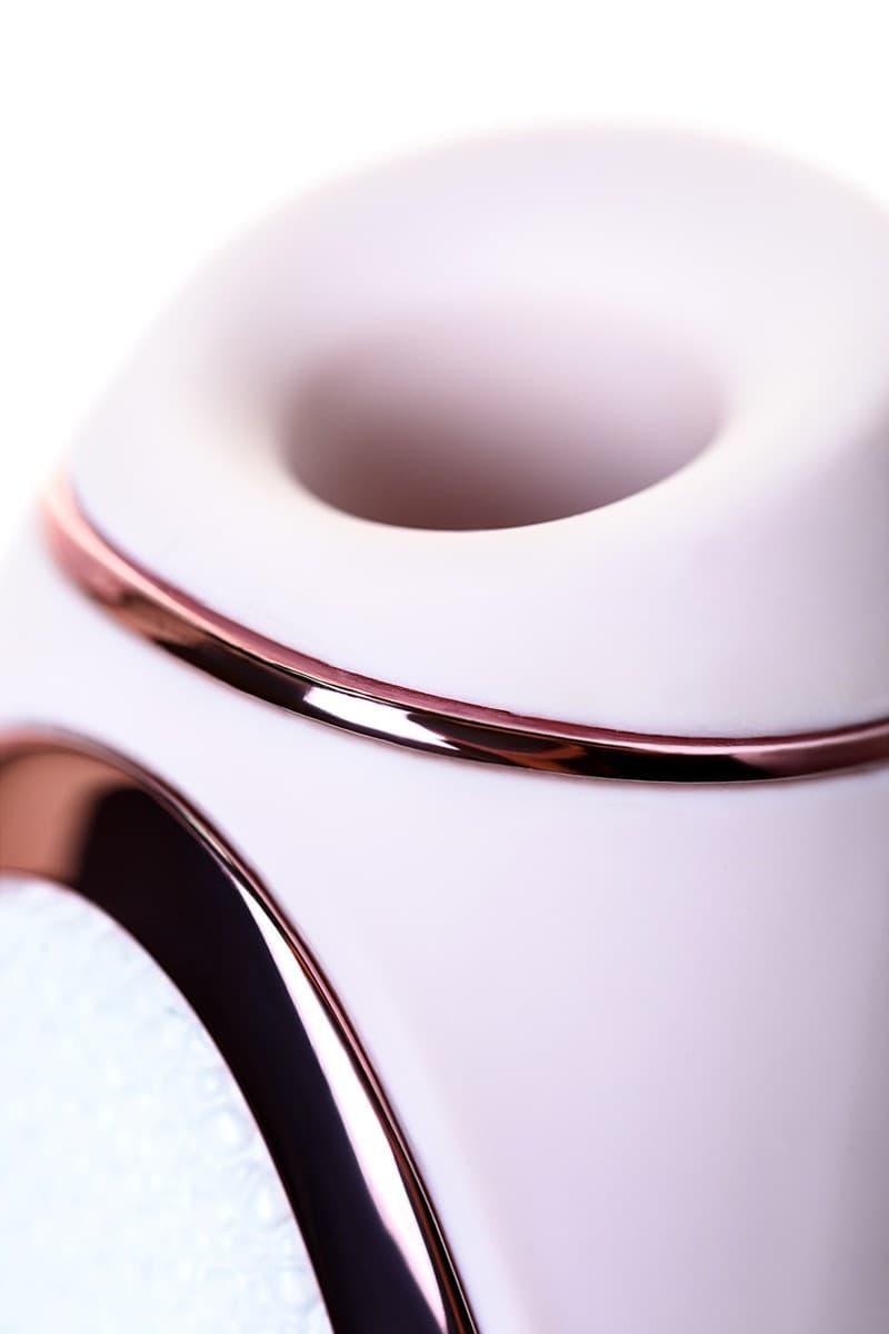 Вибро-вакуумно-волновой стимулятор Satisfyer Luxury Prt--porter - фото 16720
