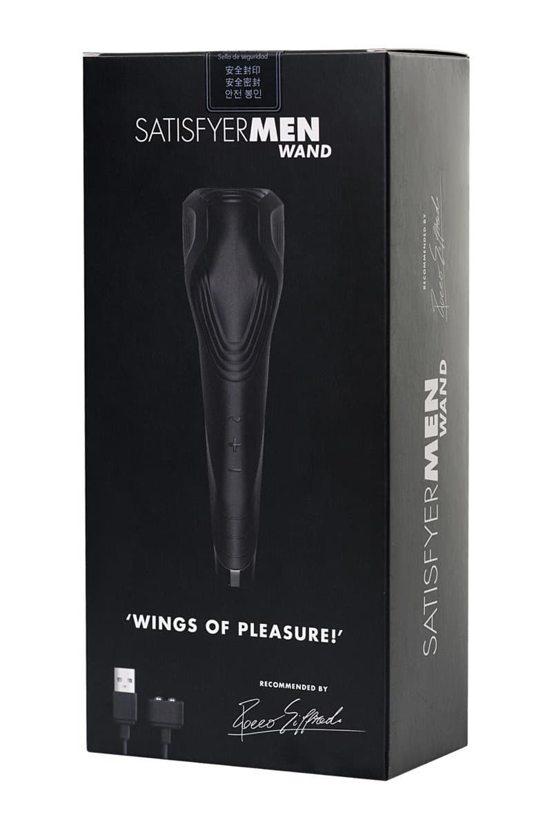 Мастурбатор Satisfyer MEN Wand - фото 16906