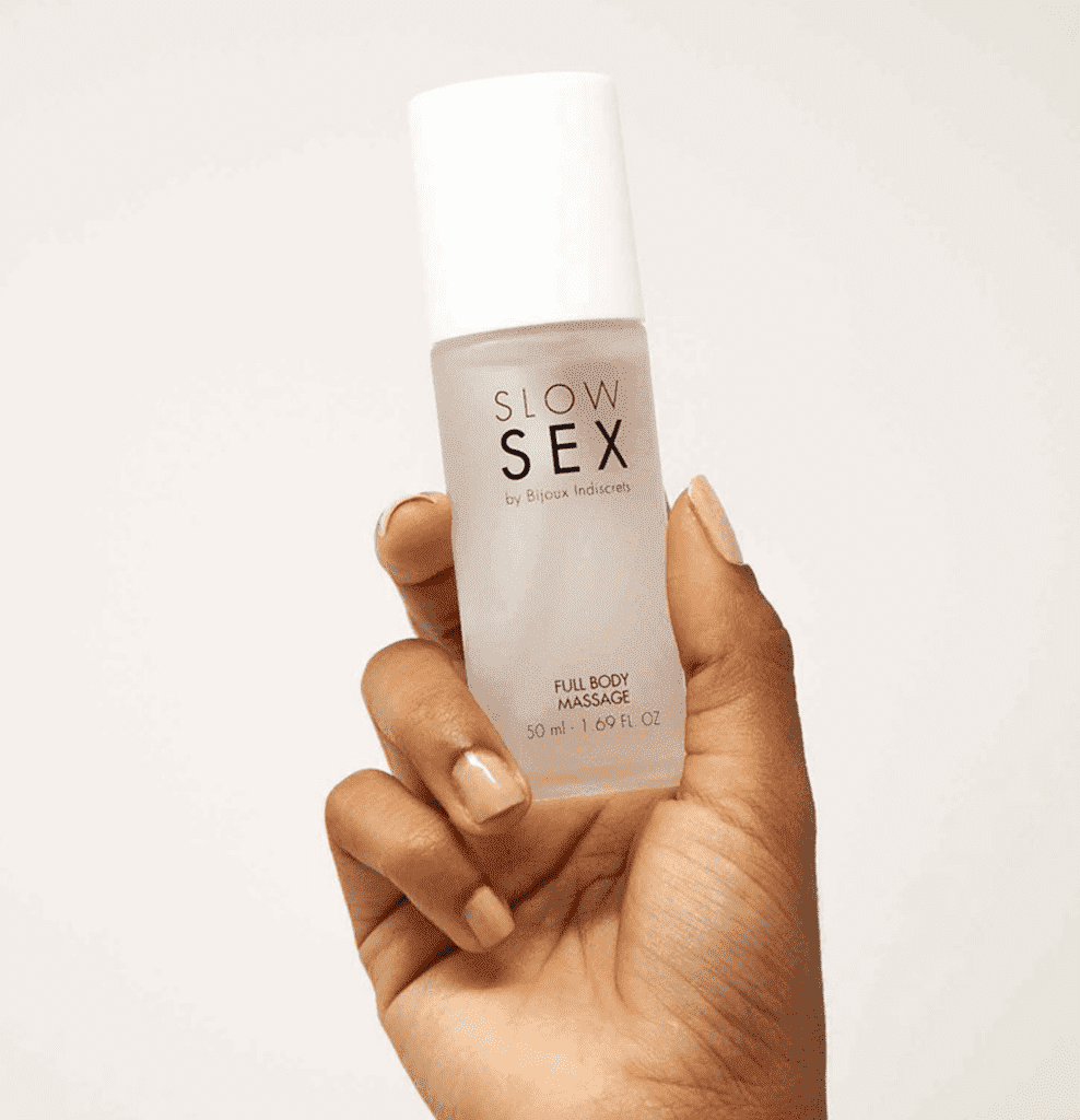 Bijoux Indiscrets Slow Sex, Массажный Гель Full Body Massage - фото 17530