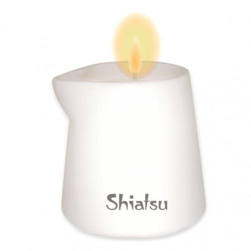 Shiatsu, Массажная свеча с ароматом малины и ванили - фото 17586