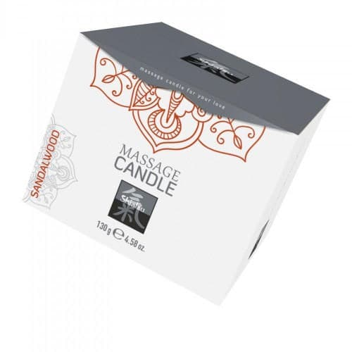 Shiatsu, Массажная свеча с ароматом сандала - фото 17594