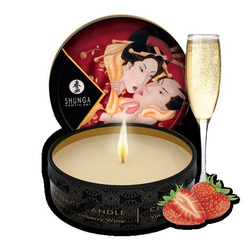 Shunga Geisha's Secret, Набор Интимной Косметики - фото 17795