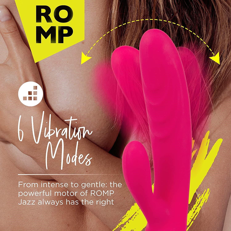 Romp Jazz, Вибромассажёр - фото 17971