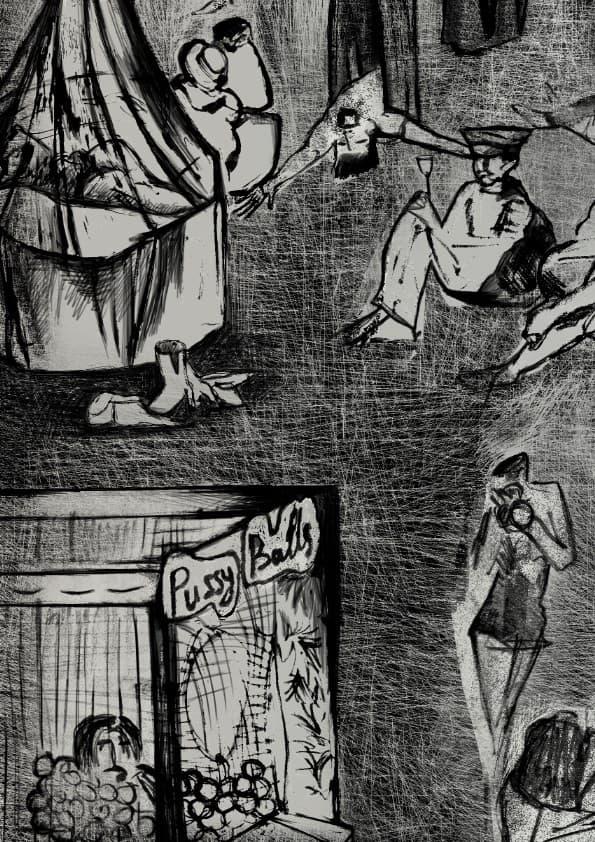 Постер NAZLO MAME - фото 18095