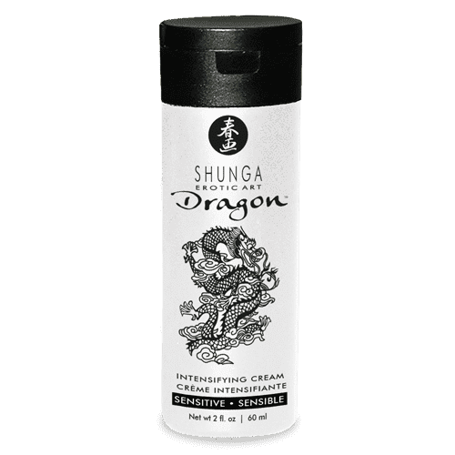 Shunga Dragon Sensitive, Возбуждающий Крем - фото 18118