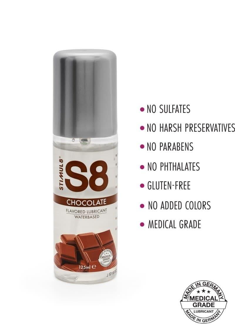 Stimul8 Chocolate, Лубрикант - фото 18180