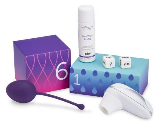 We-Vibe, Набор Discover Gift Box - фото 18299