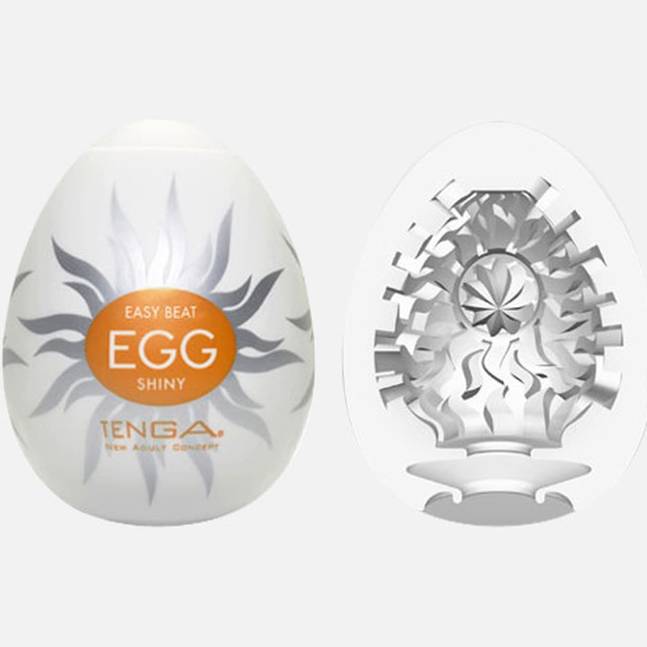 Tenga Egg-Shiny, Мастурбатор-яйцо - фото 18585