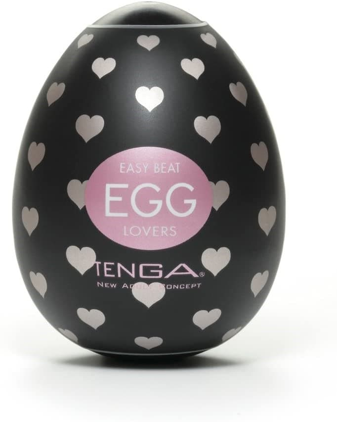Tenga-Egg Lovers, Мастурбатор-яйцо - фото 18591