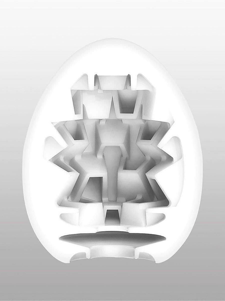 Tenga-Egg Boxy, Мастурбатор-яйцо - фото 18628