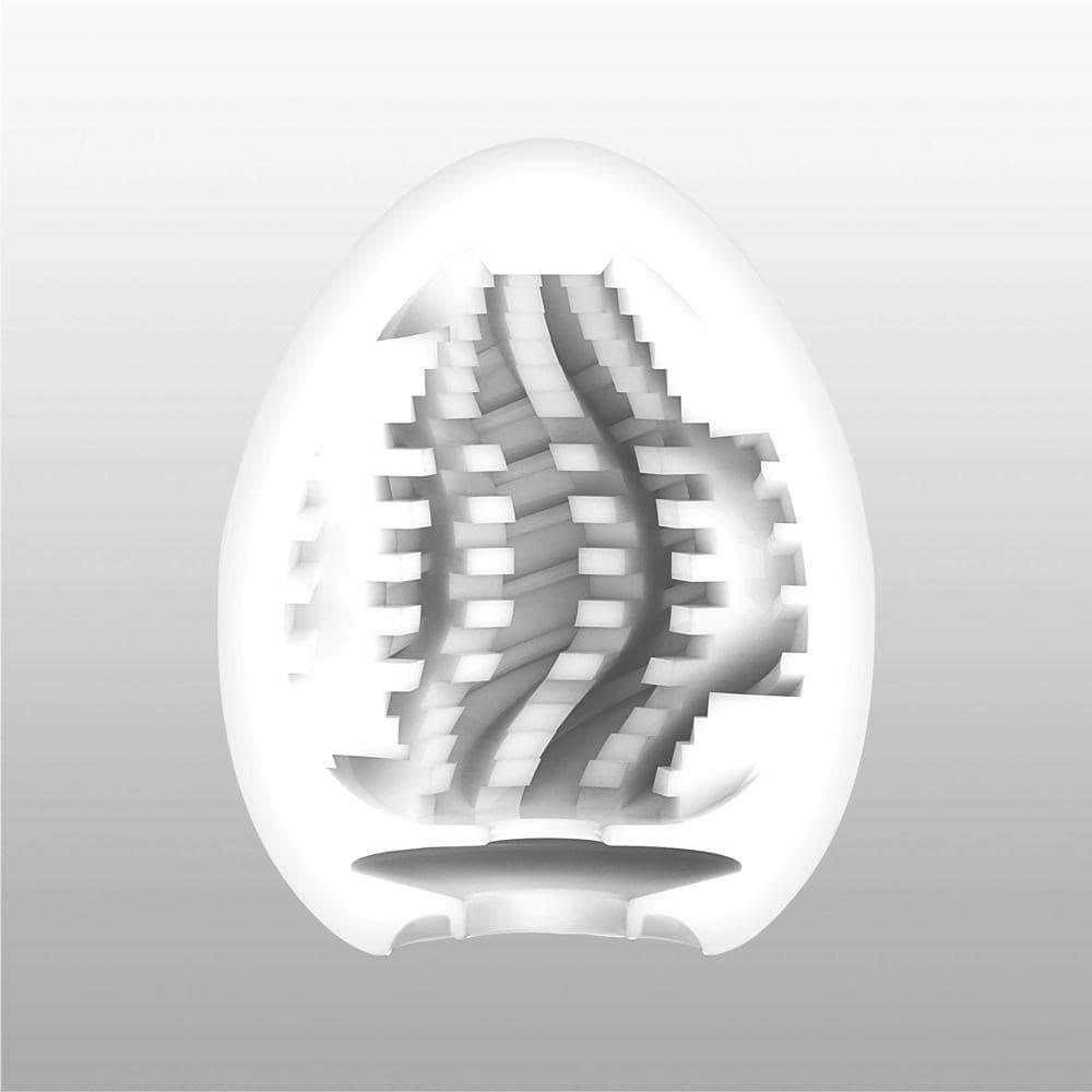 Tenga-Egg Tornado, Мастурбатор-яйцо - фото 18635