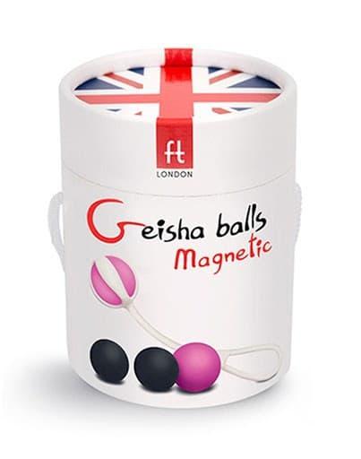 Gvibe Geisha Balls Magnetiс, Вагинальные Шарики - фото 18648