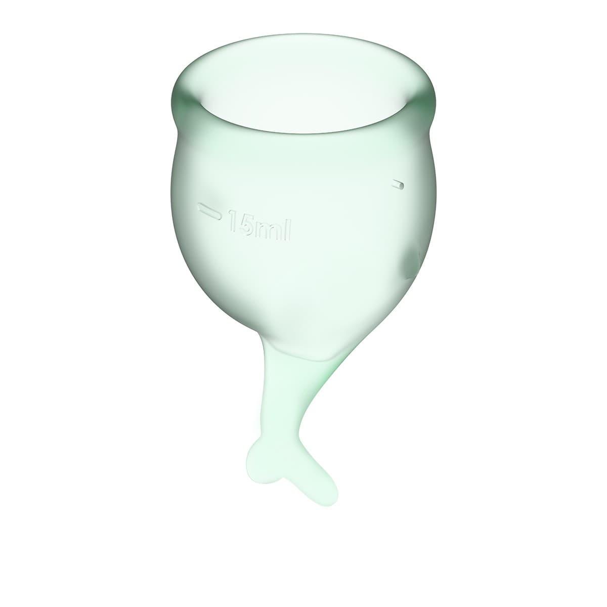 Satisfyer Feel Secure Menstrual Cup, Набор Менструальных Чаш - фото 18754