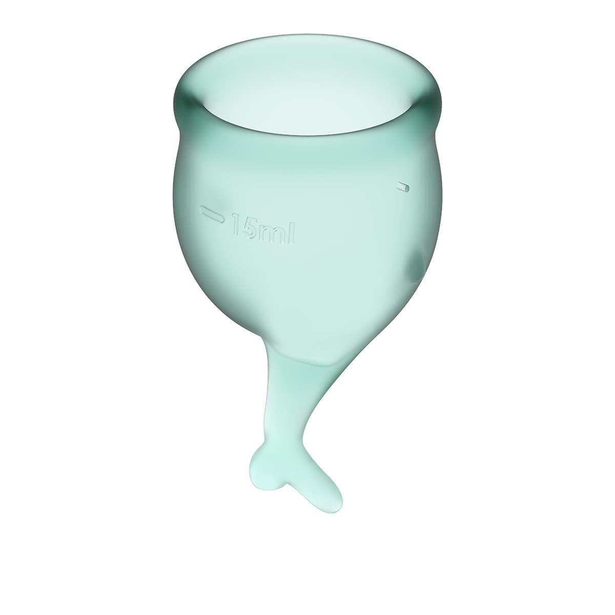 Satisfyer Feel Secure Menstrual Cup, Набор Менструальных Чаш - фото 18774