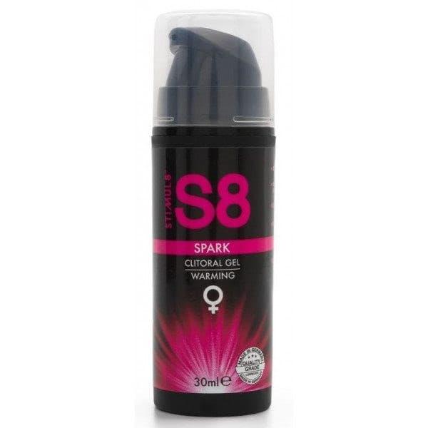 Stimul8 Spark Clitoral Warming, Стимулирующий Гель - фото 18790