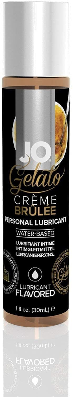 System JO Gelato Creme Brulee, Лубрикант - фото 18908