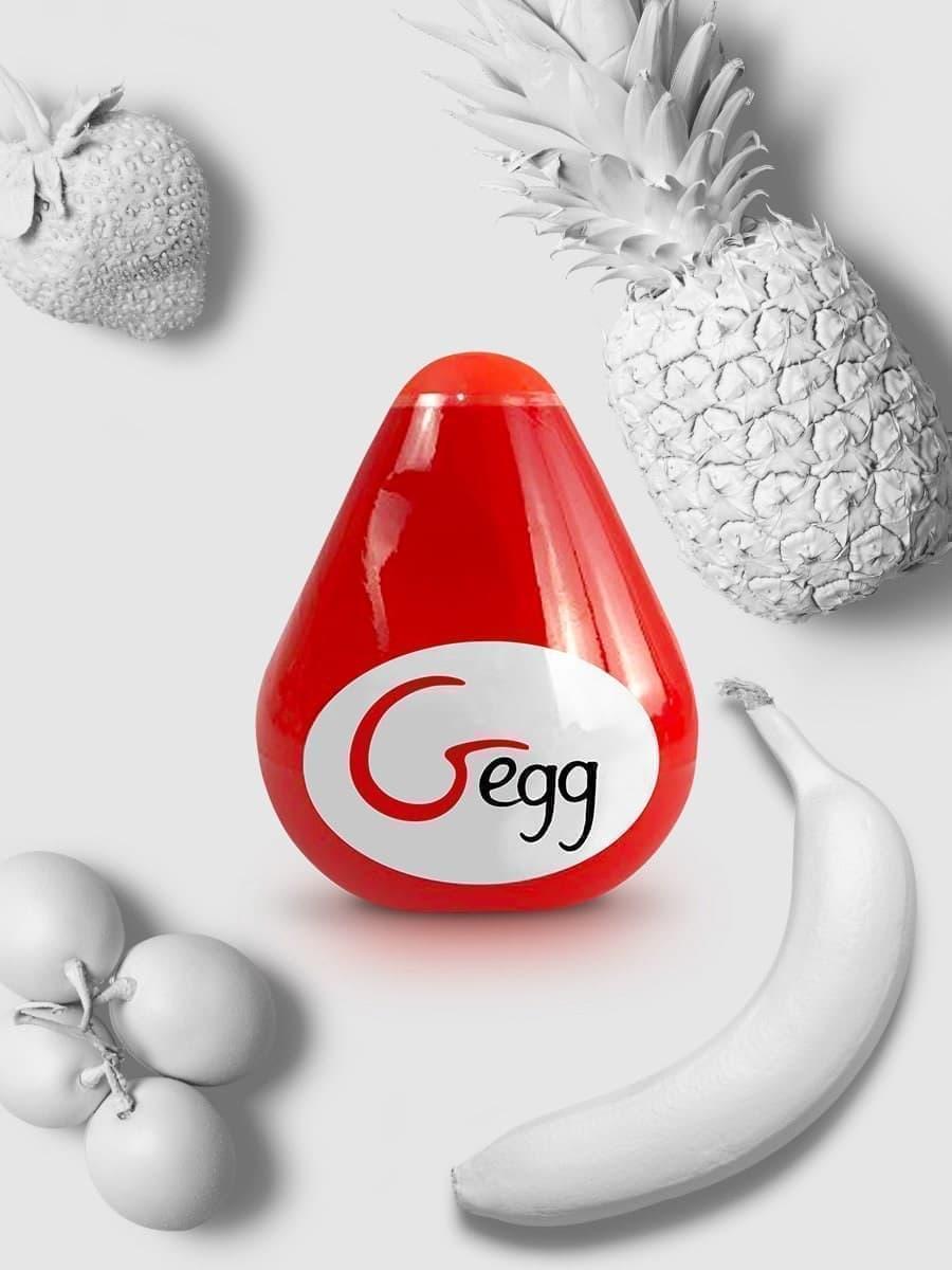 Gvibe Gegg, Mастурбатор-яйцо - фото 19575