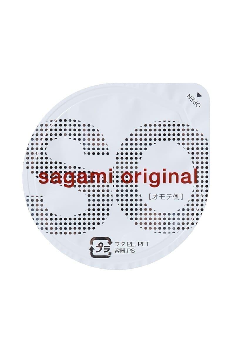Sagami Original, Презервативы - фото 19940
