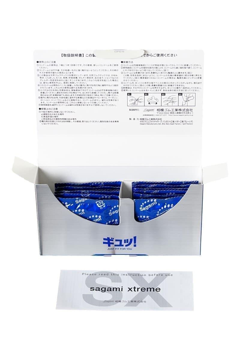 Презервативы Sagami 6 FIT V - фото 19980