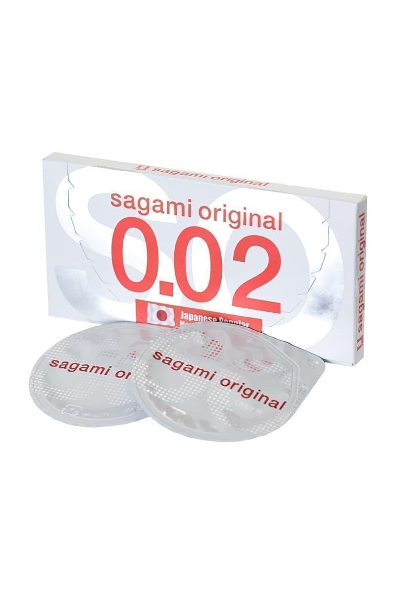 Sagami Original, Презервативы - фото 19985