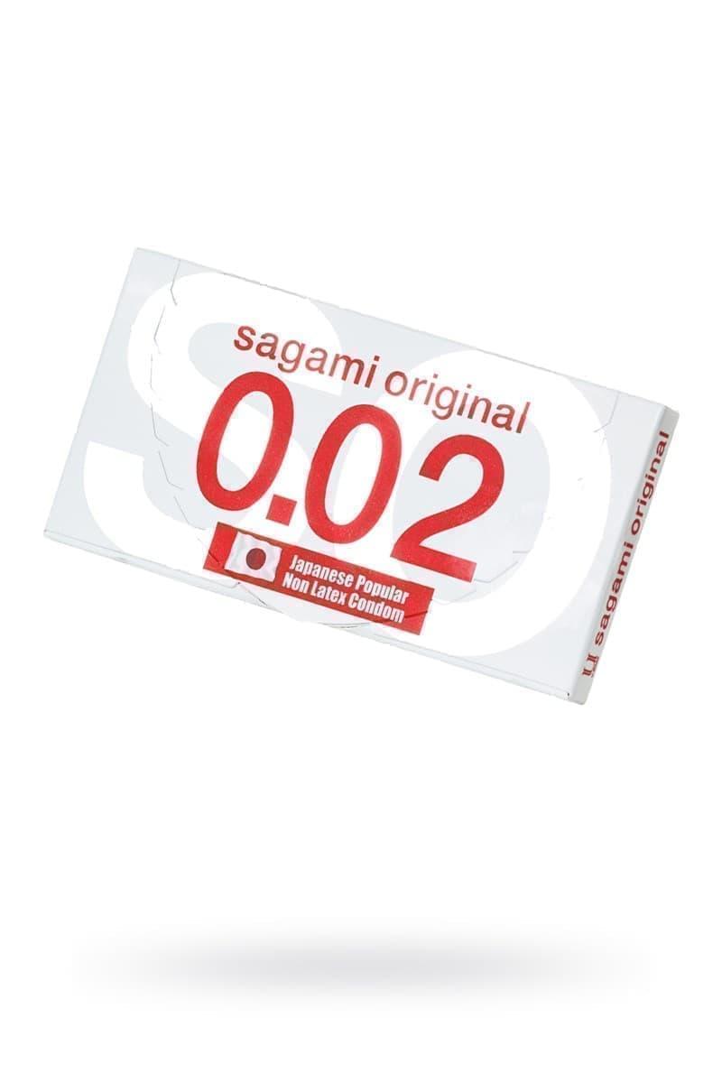 Sagami Original, Презервативы - фото 19987