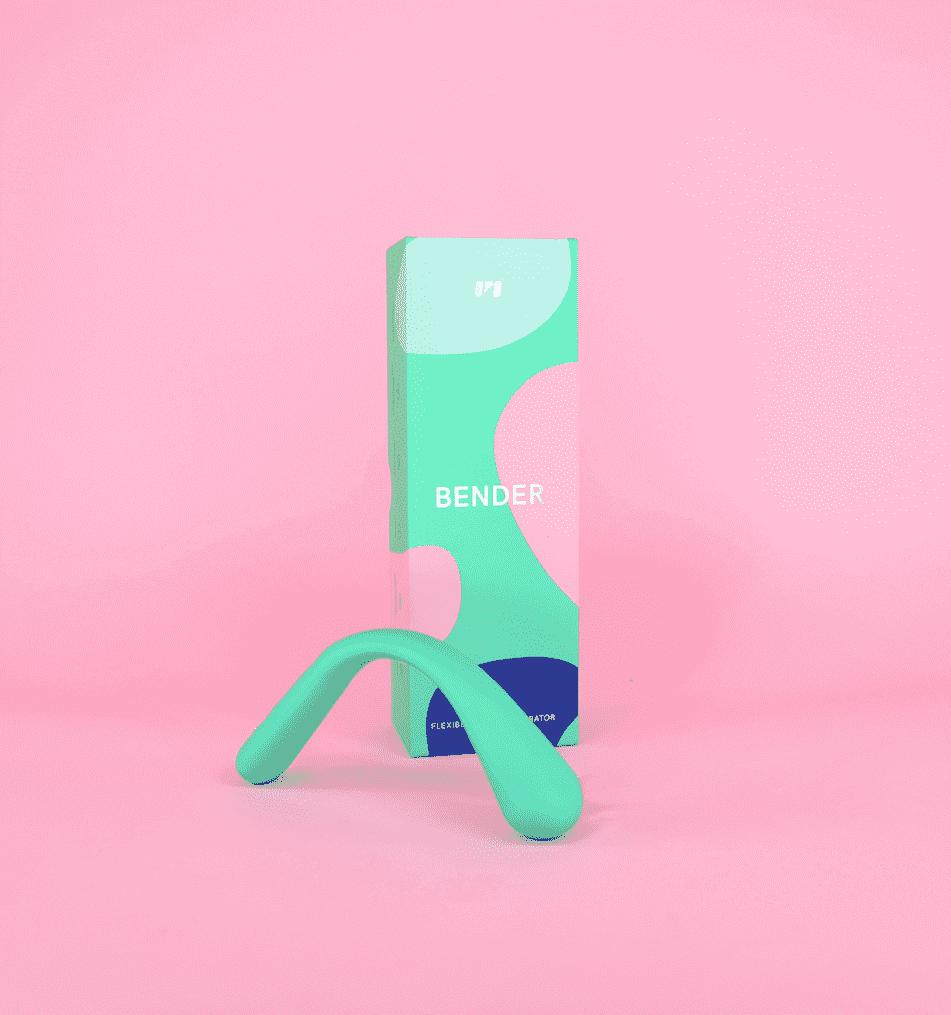 Unbound Bender, Вибромассажёр - фото 20472