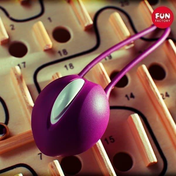Вагинальный шарик SMARTBALL UNO - фото 5232