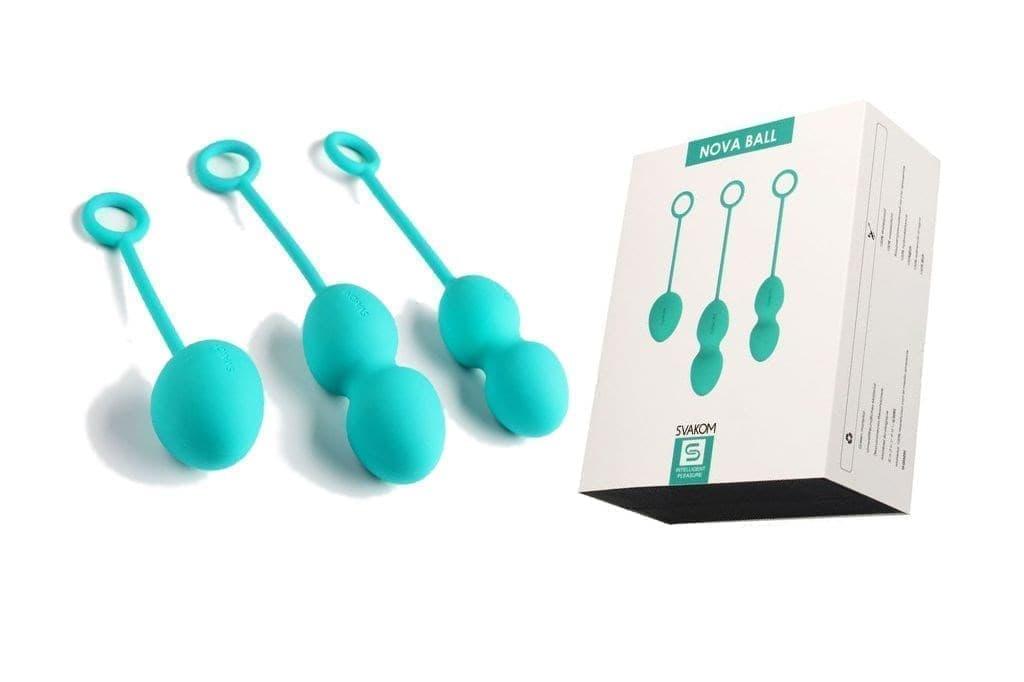 Набор вагинальных шариков Nova Ball - фото 8694