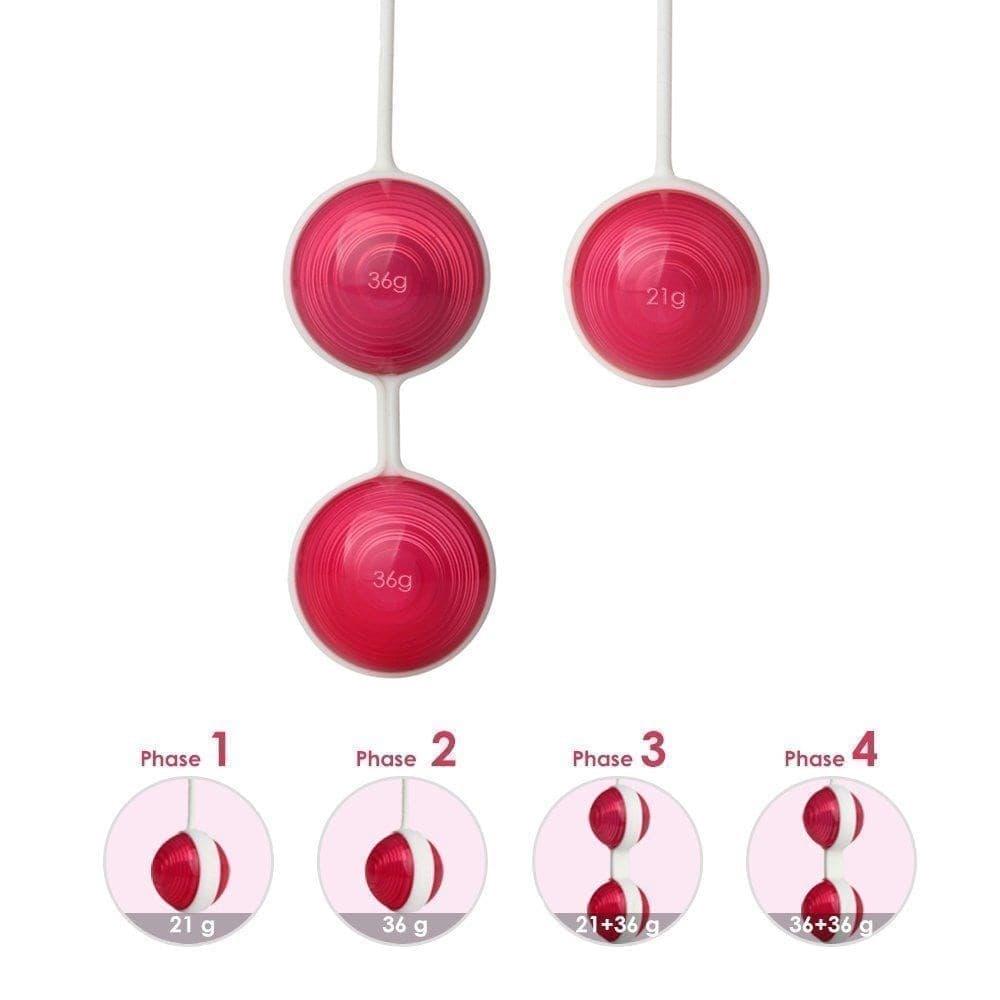 Набор вагинальных шариков Z Beads - фото 8732