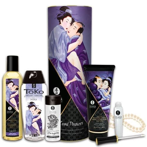 Подарочный набор Shunga Carnal Pleasure Collection
