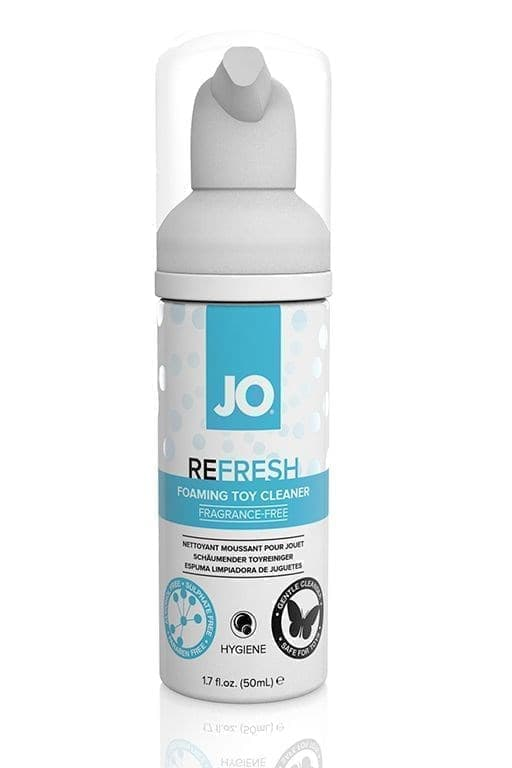 System JO Unscented Anti-bacterial Toy Cleaner, Чистящее Cредство